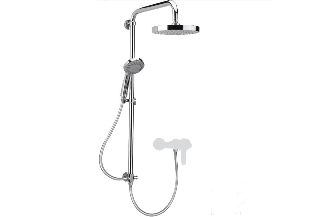 robinetterie colonne de douche avec inverseur sousse. Black Bedroom Furniture Sets. Home Design Ideas